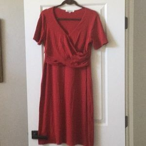 Travelsmith Red Dress